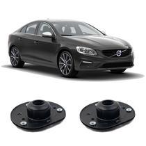 Par Coxim Suporte Da Suspensão Dianteira Volvo S60 11/20 - Auto Flex