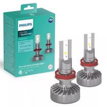 Par de lâmpada philips led fog h8/h11/h1611366ulwx2 -