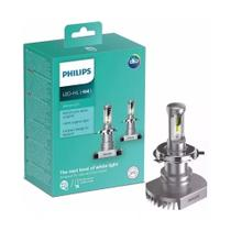 Par de lâmpada philips led philips h4 11342ulwx2 -