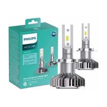 Par de lâmpada philips led philips h7 11972ulwx2 -