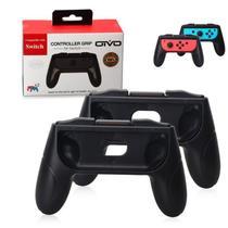 Par de Suporte Grip De Mão Para Controle Joy-Con Para Nintendo Switch OIVO IV-SW038 -