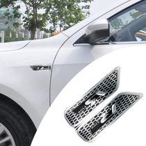 Par Emblema Lateral R Line Golf Gol Fox Polo Fusca Amarok - Volkswagen