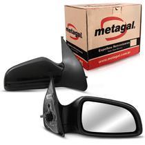 Par Espelho Retrovisor Externo Vectra 2006 2007 2008 2009 2010 2011 Elétrico - Metagal