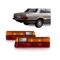 Par Lanterna Del Rey 1985 1986 1987 1988 1989 1990 1991 Ambar - Automotivo