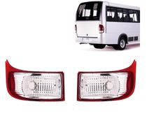 PAR Lanterna Traseira Luz de Ré CR/VM - Ônibus Marcopolo G6 - Silo