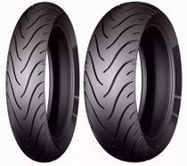 Par Pneu 120/70-17 + 180/55-17 Michelin P Street Hornet Xj6 -