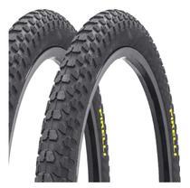 Par Pneu 20 X 2.125 Pirelli Scorpion Balão 20 BMX Cross Bike -