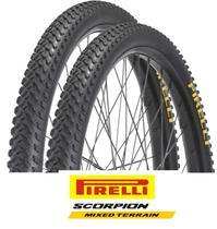 Par pneu 29x2.00 scorpion mb2 cravo - Pirreli