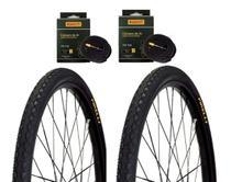 Par Pneu Bike 700x45 Touring Pirelli Serve Aro 29 + 2 Câmaras -