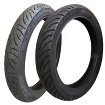 Par Pneu Biz 125 Ks Es Ex 275-17 E 80/100-14 Super City - Pirelli