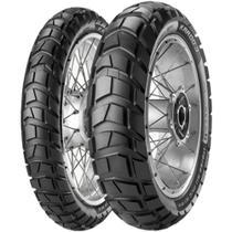 Par Pneu Bmw 650 Gs Versys-X 300 140/80-17 + 110/80-19 Karoo3 Metzeler -