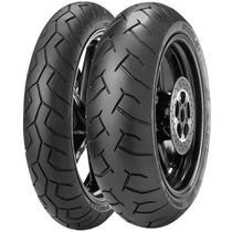 Par Pneu Cb 650 F Mt-07 180/55r17 + 120/70r17 Zr Tl Diablo Pirelli - Pirelli Moto