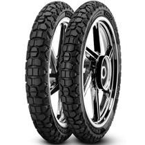 Par Pneu Honda Bis Pop 250-17 + 80/100-14 City Cross Pirelli - Pirelli Moto