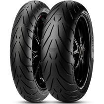 Par Pneu Honda Cb 500x 2020 160/60r17 + 110/80r19 Angel Gt Pirelli - Pirelli Moto