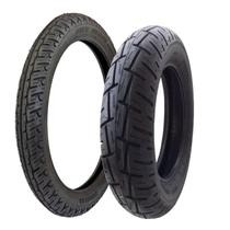 Par Pneu Intruder/kansas 2.75-18+350-16 Pirelli City Demon -