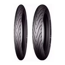 Par Pneu Moto Michelin PILOT STREET 2 60/100 17 +N 80/100 14 -