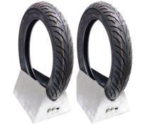 Par pneu neo 125 traseiro 80 100 14 dianteiro 80 100 14 pirelli super city  0653 -