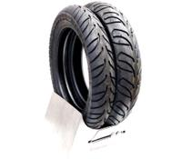 Par pneu pcx 150 sem camara traseiro 100 90 14 + dianteiro 90 90 14 novo - maggion  0746 -