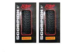 Par Pneu Pirelli Scorpion Mb3 Kevlar Mtb 29 X 2.00 Kevlar -