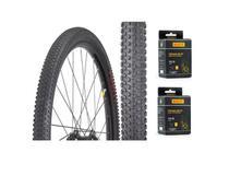 Par Pneu Scorpion Pro  Aro 29x2.20 Pirelli + 2 Camaras Pirelli -