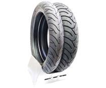 Par pneu twister dianteiro 100 80 17 e traseiro 130 70 17 cbx 250 fazer 250 cb 300 ninja vipal 0531 -