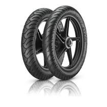 Par Pneu Twister Fazer Cb300 140/70-17 + 110/70-17 St500 Vipal -