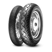 Par Pneu Vulcan 750 100/90-19 150/90-15 Pirelli Mt66 Route -