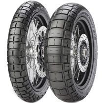 Par Pneus Bmw R 1200 Gs Tiger Explorer 120/70R19 + 170/60R17 Scorpion Rally Str Pirelli -