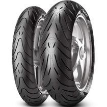 Par Pneus Cb 650 F Mt-07 180/55r17 + 120/70r17 Angel St Pirelli - Pirelli Moto