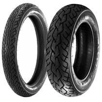 Par Pneus de Moto 110/90-19 + 140/90-15 MT66 Route Pirelli -