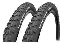 Par Pneus Michelin MTB Bike Aro 29x2.25 Force -