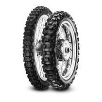 Par Pneus Pirelli 90/100-21 + 140/80-18 Scorpion MX Midhard -