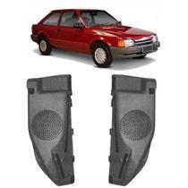 PAR Suporte Bagagito Ford Escort Hobby 1987/1996 Cinza - Autoplast