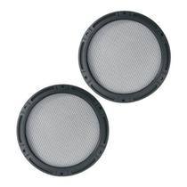 Par Tela Plástica Sport tipo Arlem para alto falante 6 -