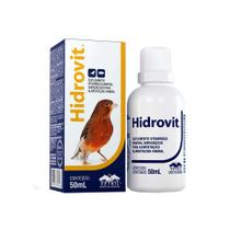 Para Aves Hidrovit 50ml - Vetnil -