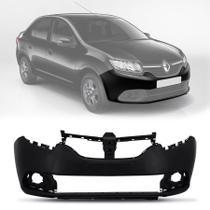 Para-choque Dianteiro Renault Logan Sandero 2014 a 2018 Para Pintura - PLASTIRON