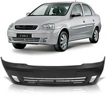 Parachoque Dianteiro Corsa 2003 A 2006 Liso Com Furo - Automotive Imports