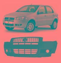 Parachoque Dianteiro Fiat Palio Rest Iii 07/09 3405 DTS -