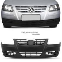Parachoque Dianteiro Gol G4 2005 a 2008 Preto Texturizado - Volkswagen
