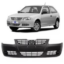 Parachoque dianteiro Gol Parati Saveiro G4 2006 a 2014 liso total - Volkswagen