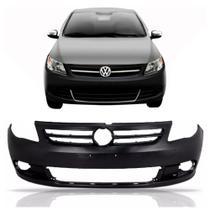 Parachoque dianteiro Gol Voyage G5 2009 a 2012 preto texturizado - Volkswagen