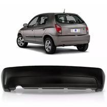 Parachoque traseiro Celta 2007 2008 2009 2010 2011 - Chevrolet
