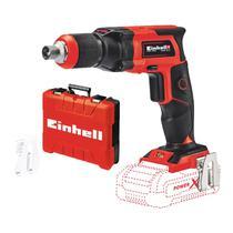 Parafusadeira Drywall A Bateria Gesso 1/4 18v Maleta TE-DY 18 Einhell -