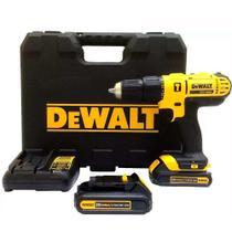 """Parafusadeira Furadeira de impacto 1/2"""" à bateria 20 volt - Dewalt (110V/220V) -"""