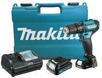 """Parafusadeira/Furadeira de Impacto 3/8"""" a Bateria 12V HP333DWYE Makita -"""