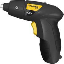 Parafusadeira Sem Fio Hammer 4,8v À Bateria -