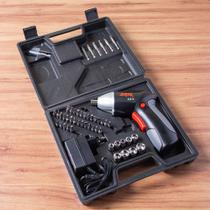 Parafusadeira Skil 2248 4,8V 127V com jogo de 51 acessórios Bosch -