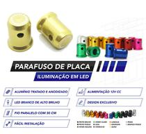 Parafuso Iluminação de Placa Led - Shieldmotors