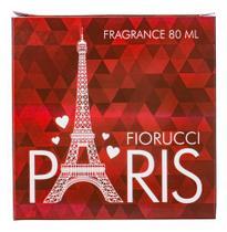 Paris Fiorucci Eau De Cologne - Perfume Feminino 80ml -