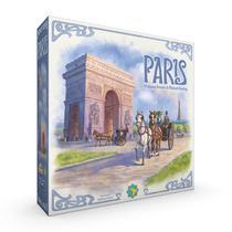 Paris - Jogo de Tabuleiro - Grok -